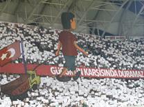Atiker Konyaspor  ile Beşiktaş karşı karşıya geldi.