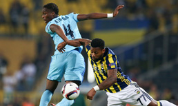 Fenerbahçe - Feyenoord foto galeri