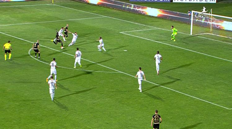 Osmanlıspor FK Torku Konyaspor golleri