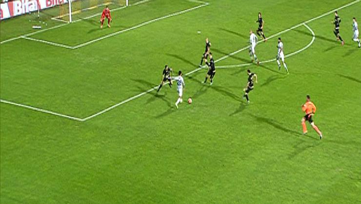 Osmanlıspor FK Fenerbahçe golleri