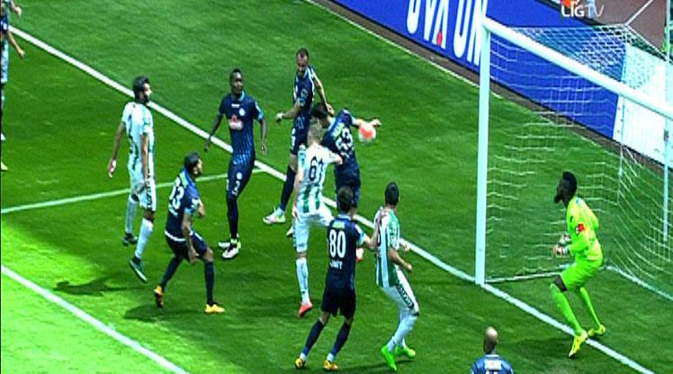 Torku Konyaspor Çaykur Rizespor golleri
