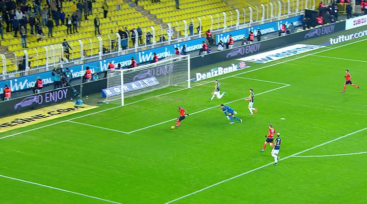 Fenerbahçe Adanaspor golleri