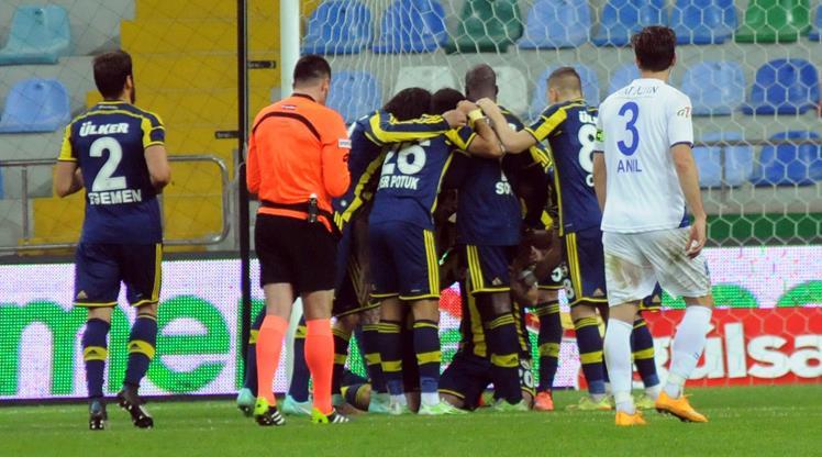 SAİ Kayseri Erciyesspor Fenerbahçe maç özeti