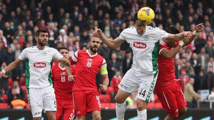 Balıkesirspor Torku Konyaspor maç özeti