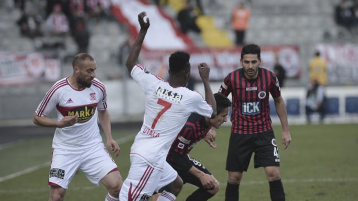 Gençlerbirliği Medicana Sivasspor maç özeti