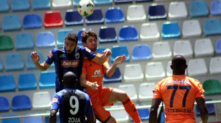 Kayseri Erciyesspor Medipol Başakşehir maç özeti
