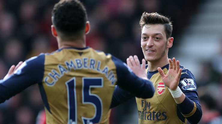 AFC Bournemouth Arsenal maç özeti
