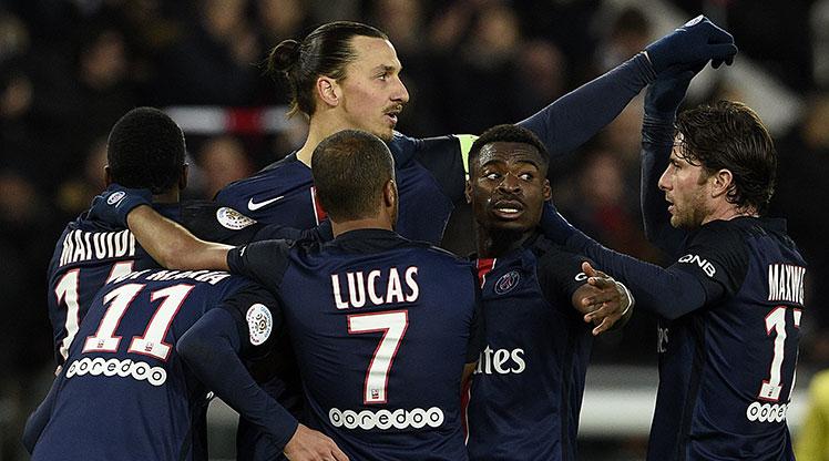 Paris St Germain Angers maç özeti