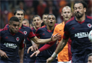 Galatasaray Mersin İdman Yurdu maç özeti