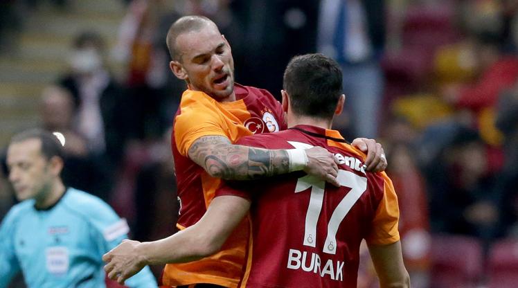 Galatasaray Medicana Sivasspor maç özeti