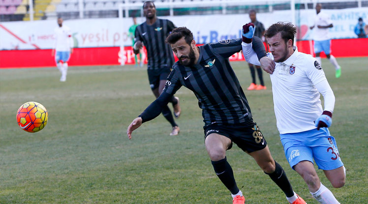 Akhisar Bld.Spor Trabzonspor maç özeti