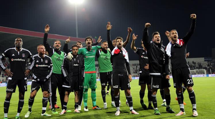 Medicana Sivasspor Beşiktaş maç özeti