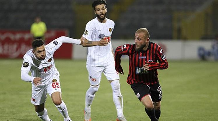 Gençlerbirliği Eskişehirspor maç özeti