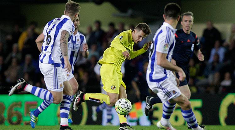 Villarreal Real Sociedad maç özeti