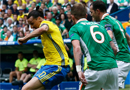 İrlanda Cumh. İsveç maç özeti
