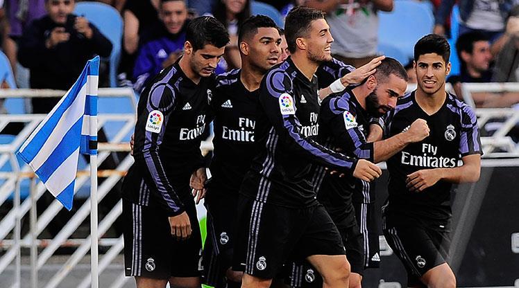 Real Sociedad Real Madrid maç özeti