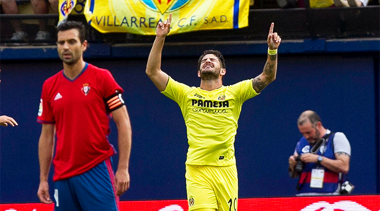 Villarreal Osasuna maç özeti