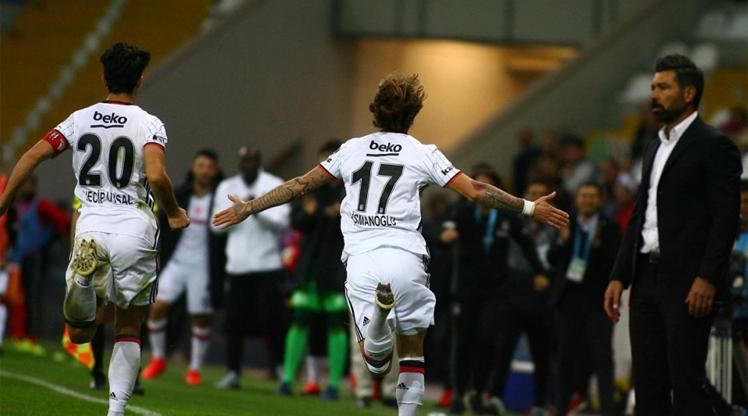Kayserispor Beşiktaş maç özeti