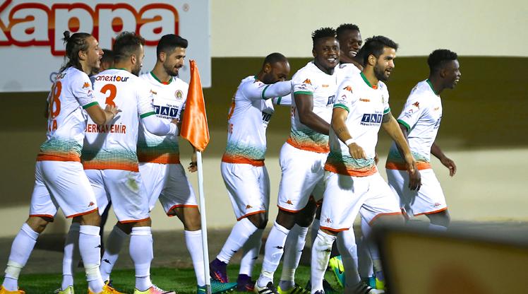Aytemiz Alanyaspor Kayserispor maç özeti
