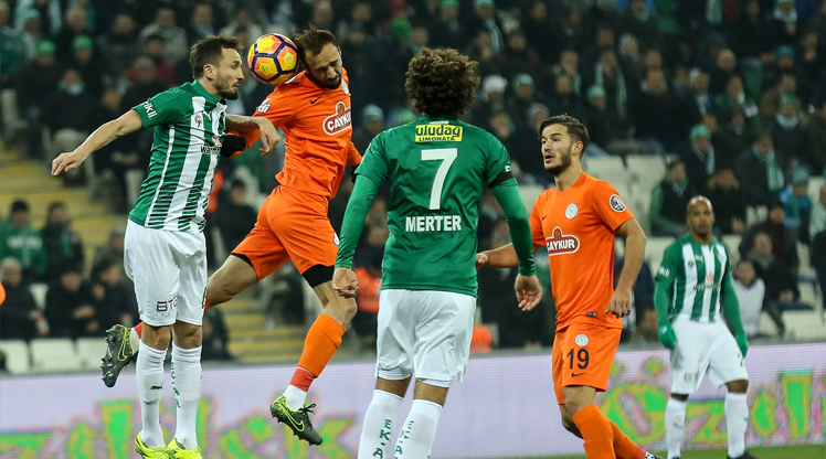Bursaspor Çaykur Rizespor maç özeti