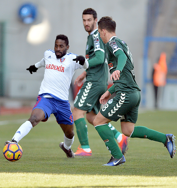 KDÇ Karabükspor Atiker Konyaspor maç özeti