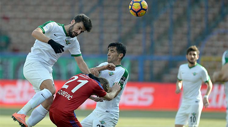 KDÇ Karabükspor Akhisar Bld.Spor maç özeti