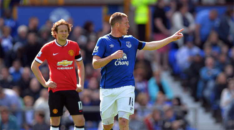 Everton Manchester United maç özeti