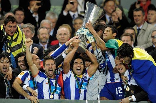 Şampiyon Porto!..