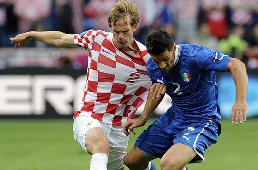 İtalya yine kaçamadı