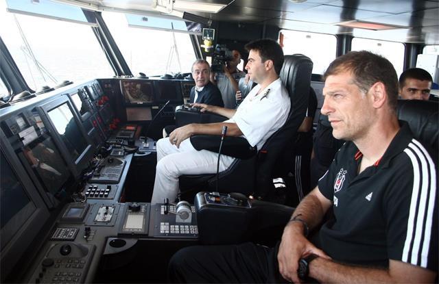 Bilic kaptan köşkünde