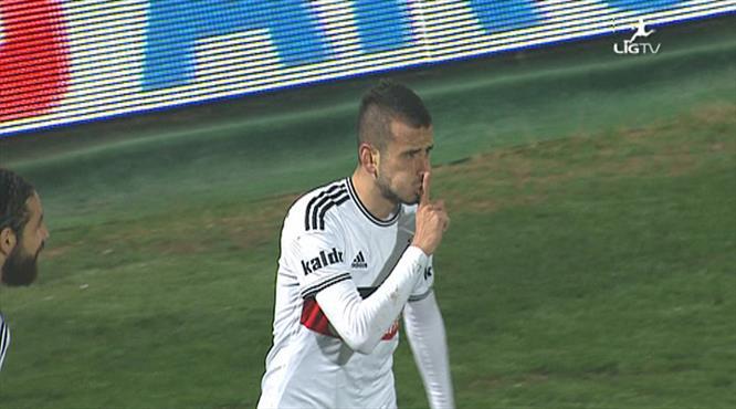 İşte Beşiktaş'a 3 puanı getiren gol!