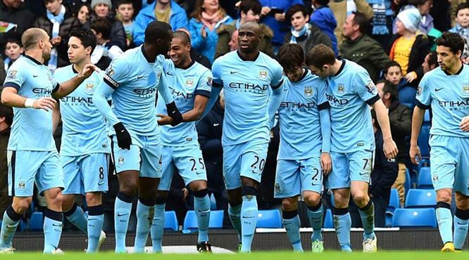 City'den 3 gol 3 puan/Özet