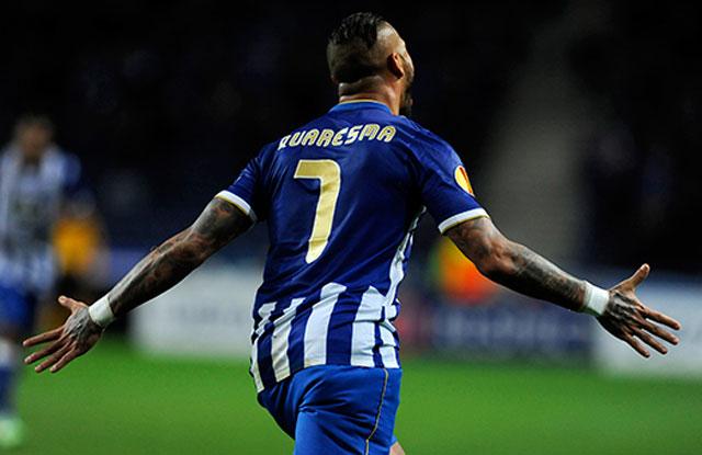 Q7 attı, Porto turladı