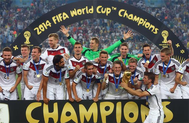 Dünyanın en büyüğü Almanya