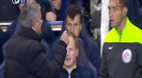 Mourinho'yu çıldırtan karar!