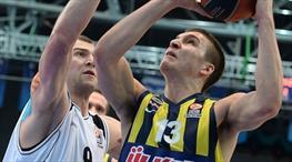 Fenerbahçe Ülker Rusya'da siftah yaptı! (ÖZET)