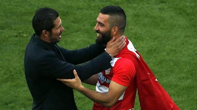 Simeone'den Arda'ya övgü dolu sözler!