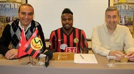 Eskişehirspor'dan transfer