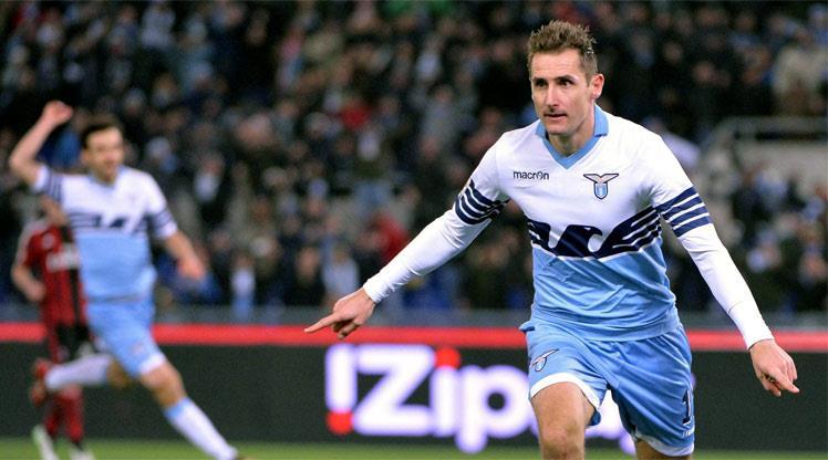 Son darbe Lazio'dan