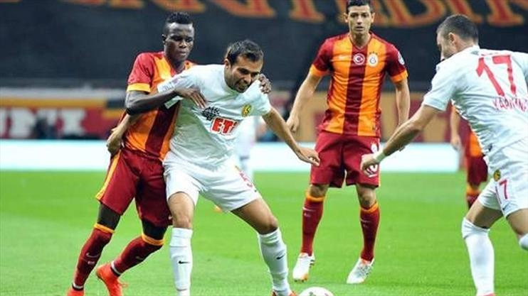 Eskişehirspor-Galatasaray