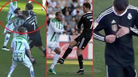 Ronaldo'ya tekme faturası kesildi! İşte cezası...