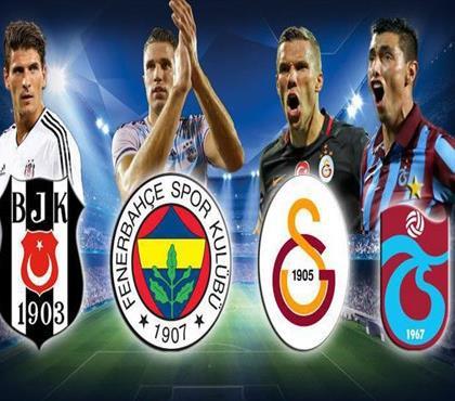 UEFA sıralamasında son durum! Takımlarımız kaçıncı sırada?