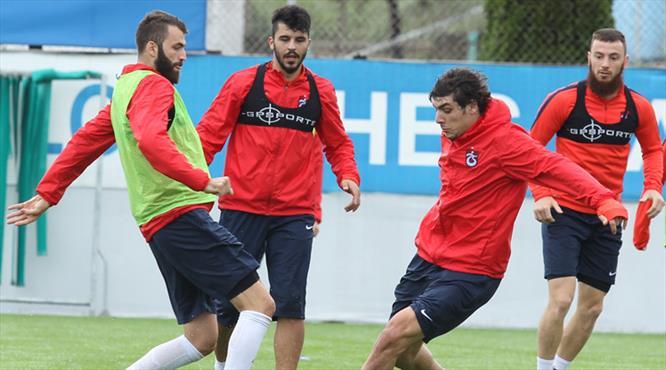 Trabzon'da Mersin hazırlıkları