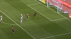 Griezmann'dan harika gol!.. Tüm defansı geçti!..