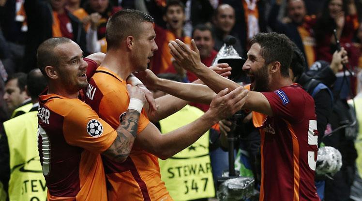 Galatasaray geri döndü!..