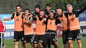 İşte Beşiktaş'ın muhtemel Sivas 11'i!