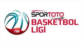 İşte Spor Toto Basketbol Ligi'nde 7. hafta heyecanı! (ÖZET)