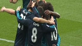 Chelsea golle başladı