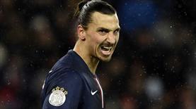 Zlatan'ı çileden çıkaran soru! Muhabiri yine pişman etti...