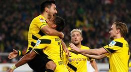 Dortmund özüne döndü!